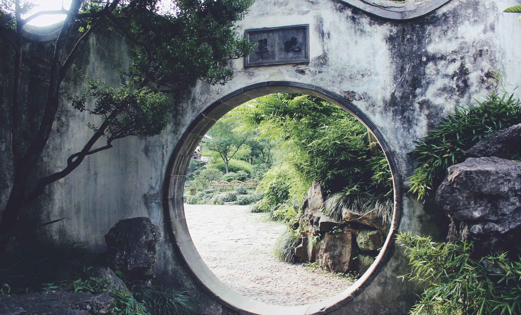 上海租车去苏州园林